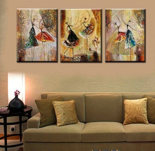 Living Room Wall Paintings