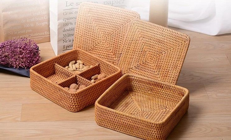 storage basket for kitchen, storage baskets for pantry, small storage baskets, rustic storage basket farmhouse