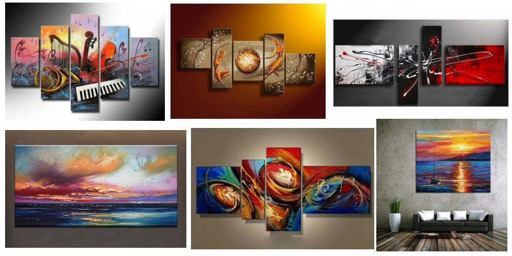 living room wall art, modern wall paintings for living room, acrylic paintings for living room, large paintings for living room