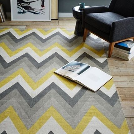 Geometric Pattern Carpet