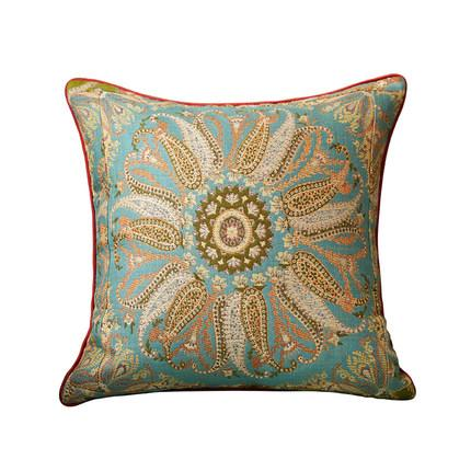 Beautiful Pillow Cover, Holiday Decorative Throw Pillow, Sofa Pillows, Home Decoration - Silvia Home Craft
