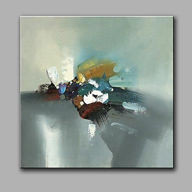 Canvas Artwork, Oil Painting, Modern Painting, Abstract Painting, Canvas Art, Ready to Hang - Silvia Home Craft