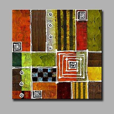 Canvas Painting, Abstract Painting, Modern Oil Painting, Canvas Art, Ready to Hang - Silvia Home Craft