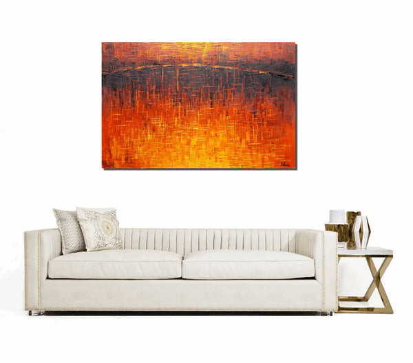 Original Abstract Painting, Large Wall Art, Abstract Canvas Art, Oil Painting