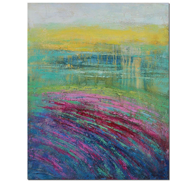 Original Abstract Painting, Large Wall Art, Art on Canvas, Canvas Art for Bedroom