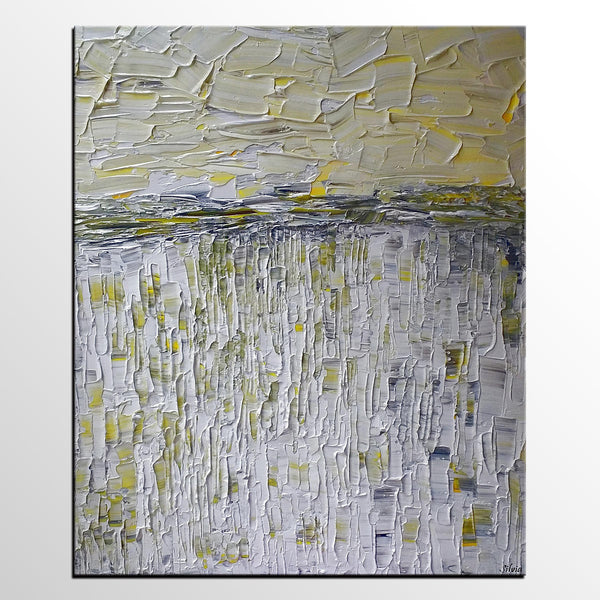 Abstract Art Painting, Original Painting, Canvas Painting, Acrylic Painting, Small Art - Silvia Home Craft