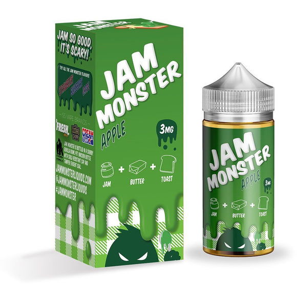 Apple (Jam Monster)