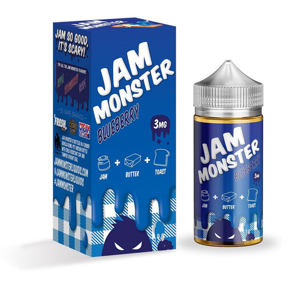 Blueberry (Jam Monster)