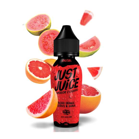 Blood Orange, Citrus & Guava