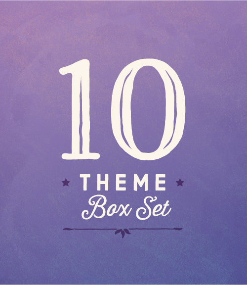 10-Theme Gift Box Set