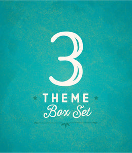3-Theme Gift Box Set