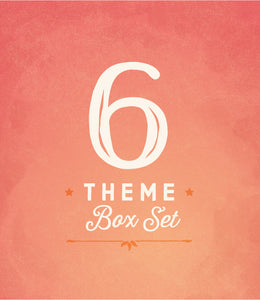 6-Theme Gift Box Set