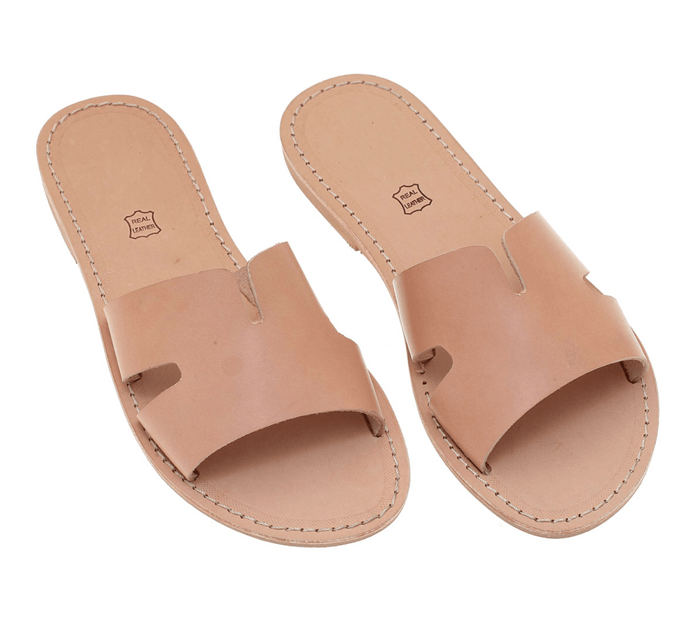 muska Tan / EU-40 | US-9 Chrysina Sandals