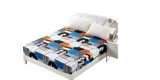 Home & Garden Decor~ Cool Cat Bed Sheet For The Bold!~scantily33x - Scantily33x