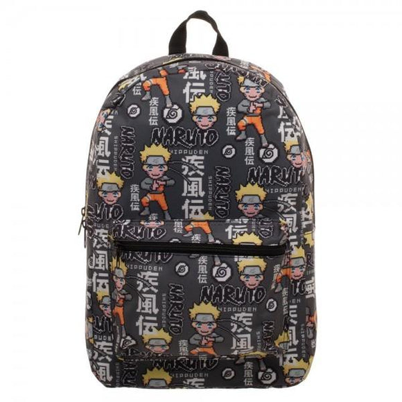 DC Comics~Naruto Sublimated Backpack~Scantily33x - Scantily33x