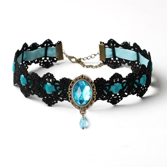 Choker~ Romantic Style! Hot! Several Colors To  Choose From~Scantily33x - Scantily33x