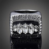 Sports Fans~  Oakland Raiders Football Ring Bling!~Scantily33x - Scantily33x