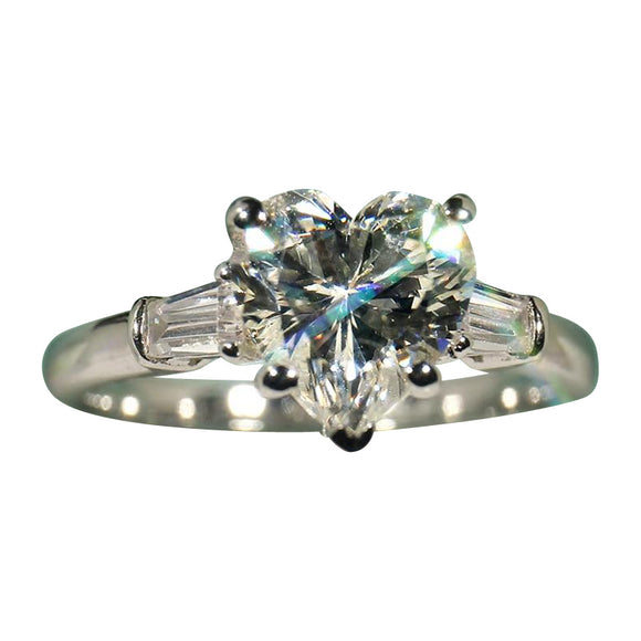 Ring* Womens ~Bling~ Heart  Ring!~Scantily33x - Scantily33x