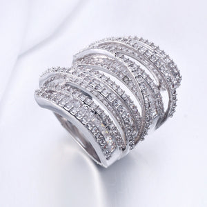 Ring Of Bling!  20ct Of Bling In This Ring~Scantily33x - Scantily33x
