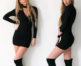 Women's Sexy Winter Sweater Dresses~ Scantily33x - Scantily33x