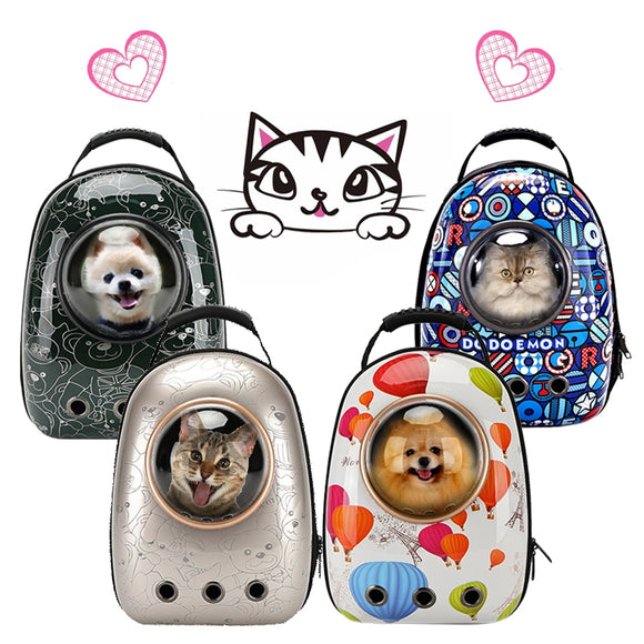 Pet Pride~Cat~Space Cat Carrier Backpack~Scantily33x - Scantily33x