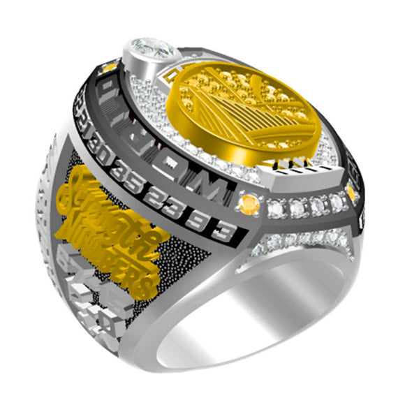 Sports Ring~ Warriors~Scantily33x - Scantily33x