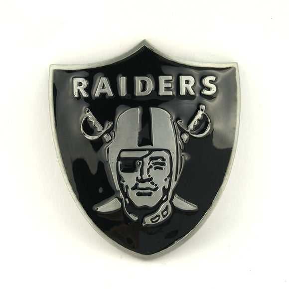 Sports Fan's~  Raiders Belt Buckle~ - Scantily33x