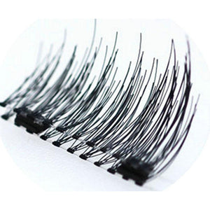 Beauty Bar~ Back-Lash!  3D Reusable Magnetic Eyelashes~ Scantily33x - Scantily33x