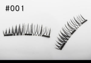 Beauty Bar~Beautiful~ 3D Magnetic, Handmade Lashes~Scantily33x - Scantily33x