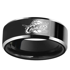 Sports Fan~ Cavalier Basketball Team Pride Ring~Scantily33x - Scantily33x
