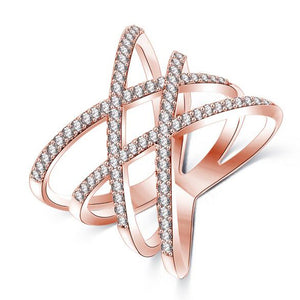Ring~Double Cross X Ring~Scantily33x - Scantily33x