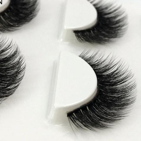 Beauty Bar~Beautiful 3D Long,  Soft Mink Eyelashes~ Scantily33x - Scantily33x