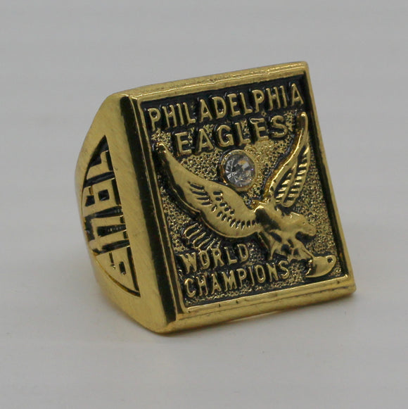 Sports Fans ~1949 Philadelphia Eagle  World Championship Ring For Men~Scantily33x - Scantily33x