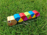Wooden Toy's~  Educational Critters - Scantily33x