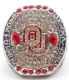 Sports Fan~ Newest 2016 Oklahoma Sooners Championship Size 11 Only~Scantily33x - Scantily33x