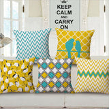 Home & Garnden Decor ~Mod Pillow Cases~ 5 Per Set~Sccantily33x - Scantily33x