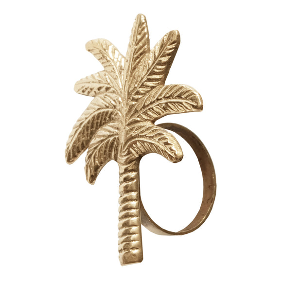 PALM TREE NAPKIN RING