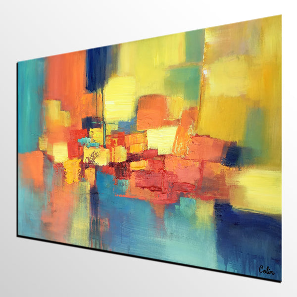 Abstract Art for Sale, Original Wall Art, Canvas Art Painting, Buy ...