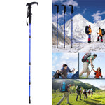 Ourdoor Hiking Stick Walking Trekking Trail 50-110cm