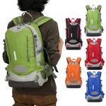New Outdoors Backpacks Nylon Sports Mountaineering Bag Large Capacity Travel Sport Bags Waterproof