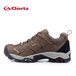 Men Autumn Winter Trekking Shoes Waterproof