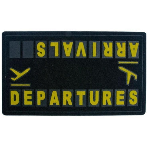 Airport Door Mat - Stumble & Loaf