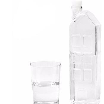 Tall House Water Jug - Stumble & Loaf