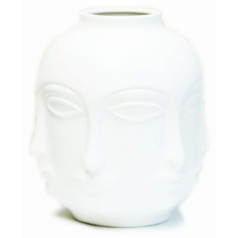 face vase unique vase