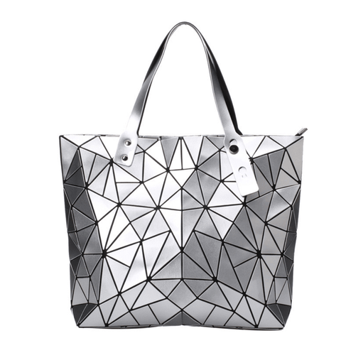 Geometric Tote - Stumble & Loaf