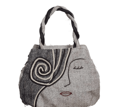 Wispy Lady Tote Bag - Stumble & Loaf
