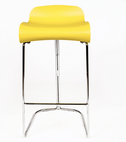 Briev Bar Stools (Set Of Four) - Stumble & Loaf