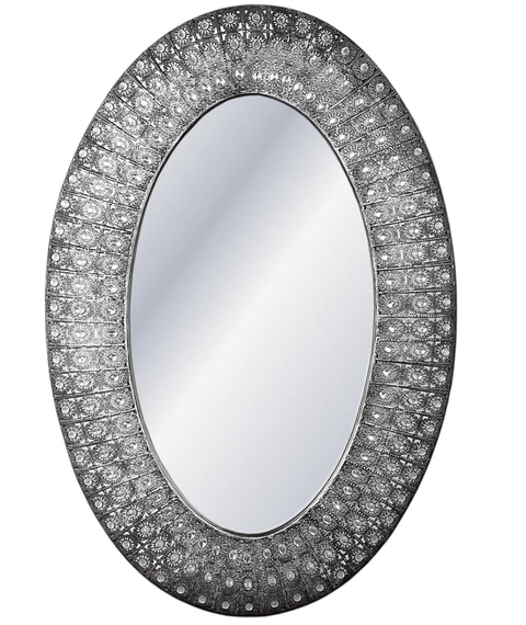 Bissa Jewelled Mirror - Stumble & Loaf