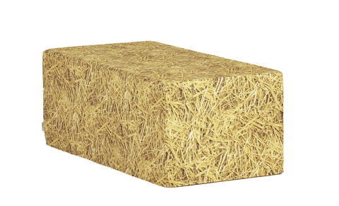 Barrel of Hay Seat - Stumble & Loaf
