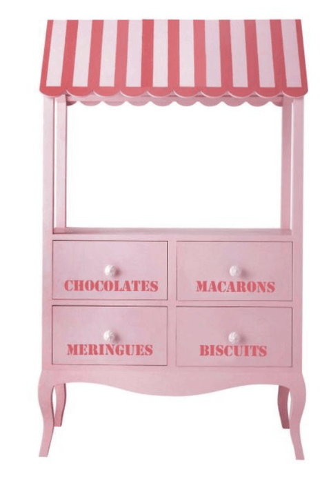 All The Fun Of The Fair Chest - Pink - Stumble & Loaf